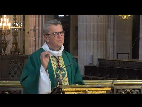 Messe du 12 juillet 2020 à Saint-Germain-l'Auxerrois