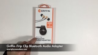 Griffin iTrip Clip Bluetooth Audio Adapter