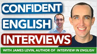 How To Give Confident Job Interviews in English // Storytelling in Job Interviews