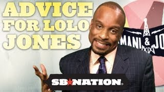"Advice For Lolo Jones: ""Get Off Twitter"" - Bomani & Jones, Episode 20 thumbnail"