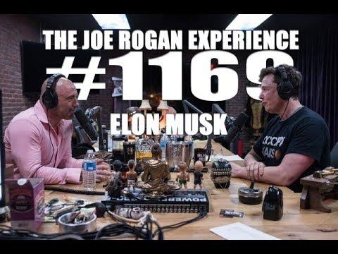 Joe Rogan Experience #1169 - Elon Musk