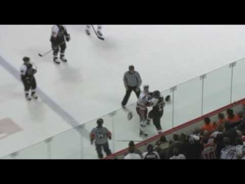 Brandon Dubinsky vs Mike Richards