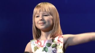 Ярослава Дегтярёва (8 лет). Песня Василисы. 11.12.2016.