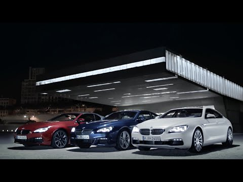 new BMW 6 series - launch film / Neuer BMW 6er 2015 - facelift