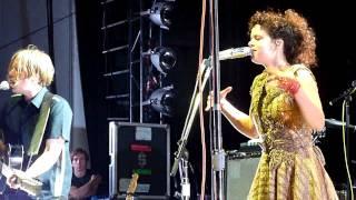 The Arcade Fire:  Sprawl II (Mountains Beyond Mountains) - BOA Pavilion (Boston, MA) 8.2.2010