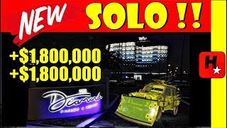 SOLO MONEY GLITCH* - *WORKING RIGHT NOW!* *EASY!* Make
