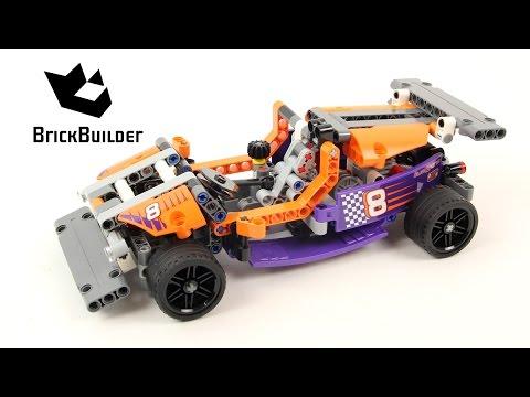 Vidéo LEGO Technic 42048 : Le karting