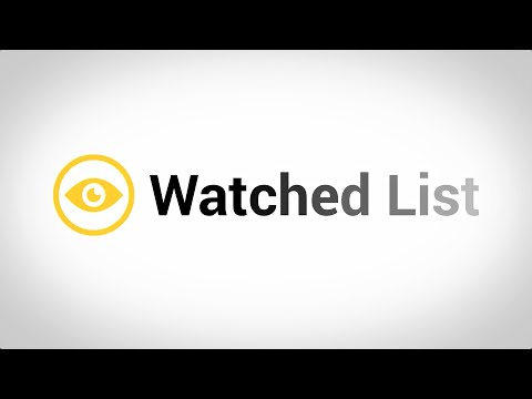 watchedlist