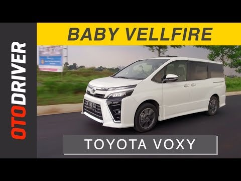 Toyota Voxy 2017 Review Indonesia | OtoDriver
