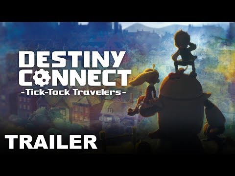 Destiny Connect: Tick-Tock Travelers - A Stitch in Time (PS4, Nintendo Switch) thumbnail