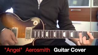 Angel  - Aerosmith Guitar Cover