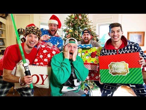 Tipos de pessoas no Natal