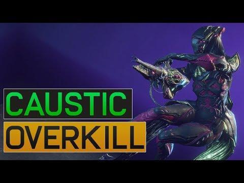 Warframe: Total Overkill - It's a Bit of a Beast