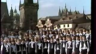 ROZPAD CSFR   POSLEDNI MINUTY VYSILANI CST 1992