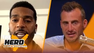 Jim Jackson on the NBA's return, who benefits from neutral court, Drew Brees | THE HERD
