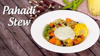 Pahadi Stew | Vegetable Stew Recipe By Varun Inamdar | Big Bazaar Live Cook Along