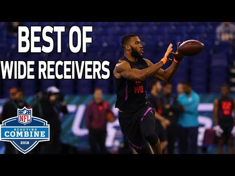 Best of Wide Receivers Workouts!   NFL Combine Highlights