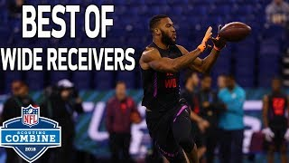 Best of Wide Receivers Workouts! | NFL Combine Highlights