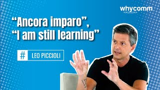 """Ancora imparo"", ""I am still learning"". (3 of 22)"