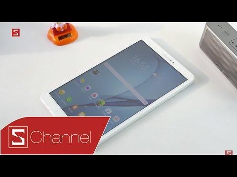 Schannel - Trên tay Galaxy Tab A (2016) 10.1 inch