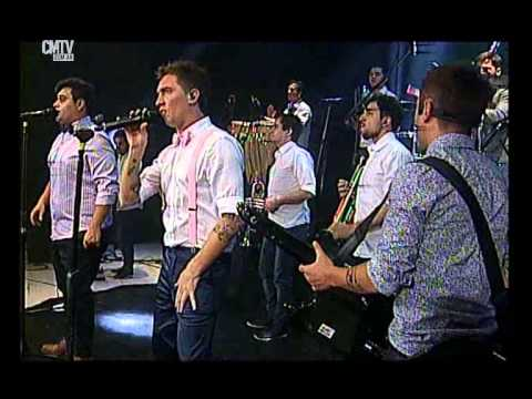 Los Totora video Te vas - CM Vivo 2014