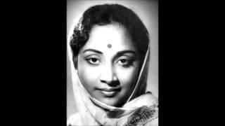 Geeta Dutt - Hothon pe rahi fariyaad - Saagar (1951) - YouTube