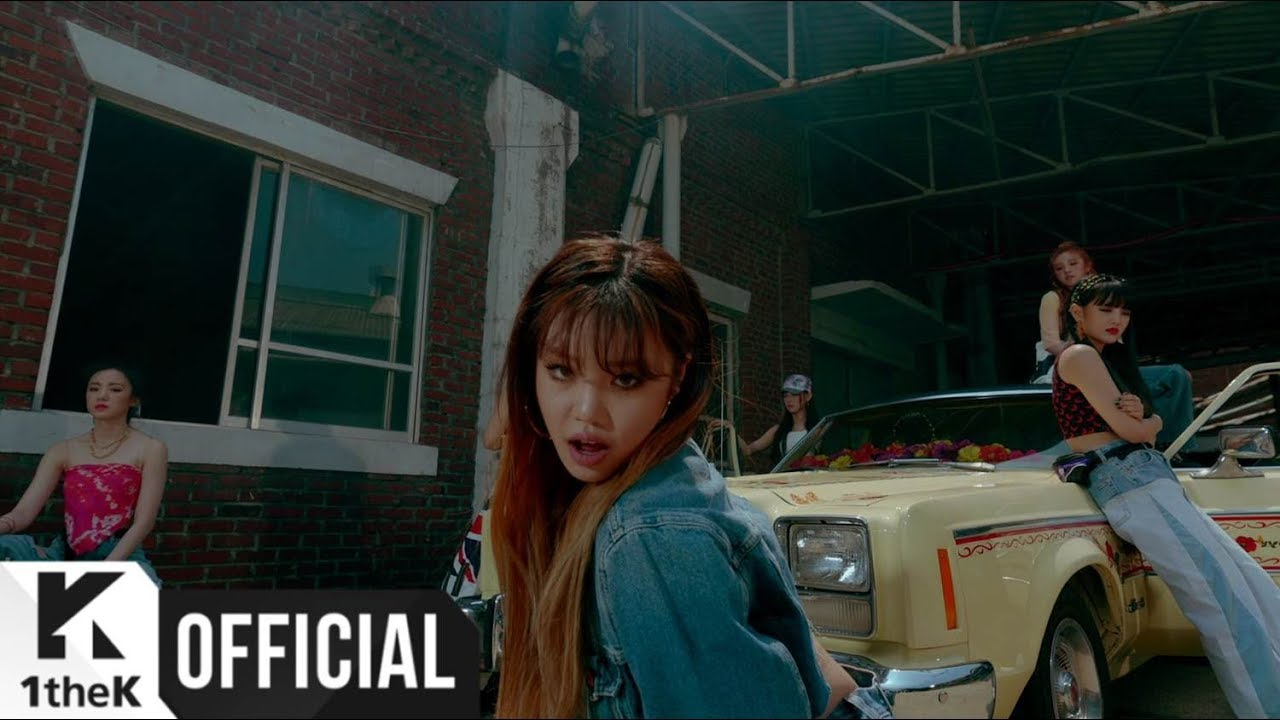 (G)I-Dle — Uh-Oh