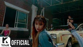[MV] (G)I DLE((여자)아이들) _ Uh Oh