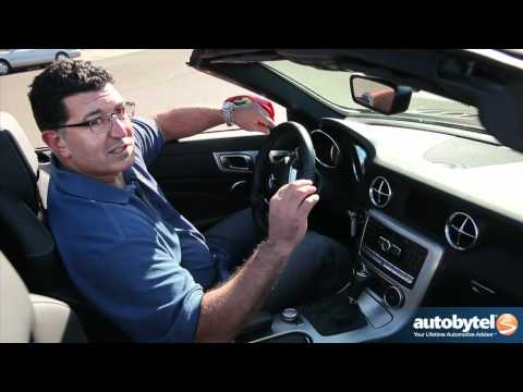 2012 Mercedes-Benz SLK350 Roadster: Video Road Test and Review