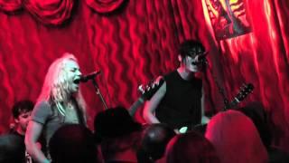 "The Dollyrots ""California"" LIVE May 15, 2009 (2/2)"