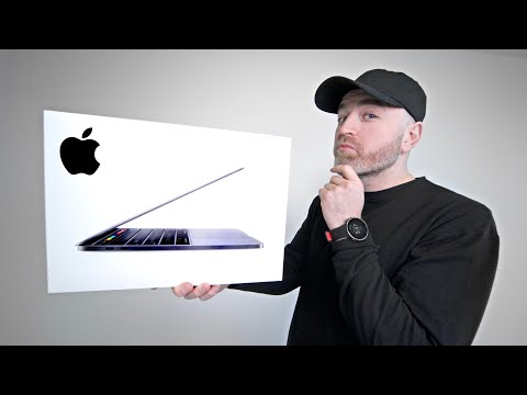 External Review Video ycZshUhdukI for Apple MacBook Pro 13-inch Laptop (May 2020)