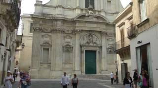 """Lecce """"La Firenze del sud"""""""
