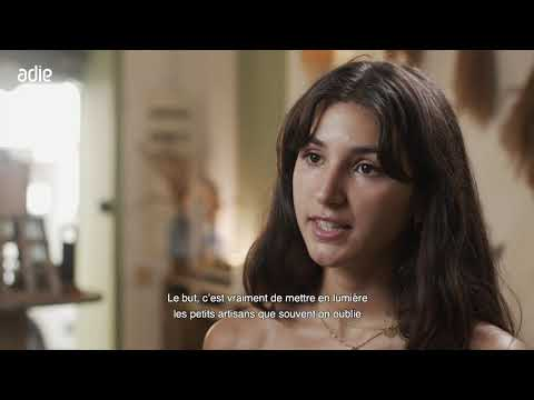 Video Yasmine, produits bio et locaux (Corses)