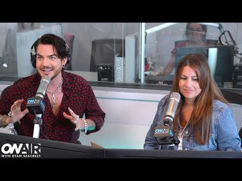 🎸Adam Lambert Shares New Track 'Superpower,' His Relationship and More | On Air With Ryan Seacrest