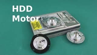 Download Video Run a Hard Drive Brushless Motor Without Driver MP3 3GP MP4