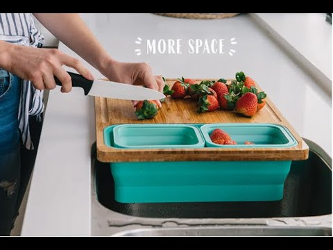 TidyBoard – Cut your prep & clean-up time in half-GadgetAny