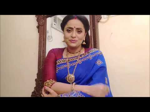 Actress Vaishnavi Mahant's testimonial about EMCEE Hardik Vaidya.