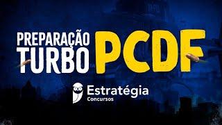 Concurso PCDF: Preparação Turbo - Matemática e Raciocínio Lógico