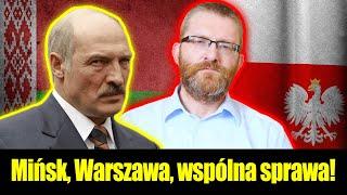 MÓJ SUBSKRYBOWANY KANAŁ – Mińsk, Warszawa, wspólna sprawa! Grzegorz Braun