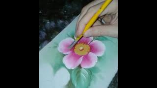 Como faço miolo da rosa silvestre