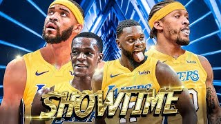 The New Lakers - Showtime is Back... Sort of! Lance, Rondo, Beasley, McGee - 2018 Highlights