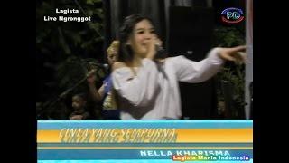 Gambar cover Cinta Yang Sempurna (Kangen Band) - Nella Kharisma - Lagista Live Ngronggot 2016