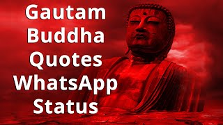 Buddha Quotes WhatsApp Status - Buddha Whatsapp Status - WhatsApp Status - Buddha - Gautam Buddha