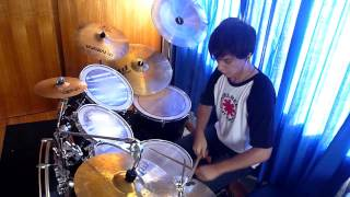 Dragonland - Shadow Of The Mithril Mountains (Drum Cover)
