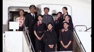 日本航空、新たな制服デザイン公開