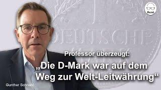 Kampf der Währungen: Dollar, Renminbi, Euro // Interview mit Gunther Schnabl
