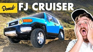 FJ CRUISER - Everything You Need to Know | Up to Speed