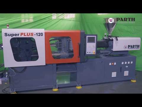 Cap Horizontal Injection Molding Machine