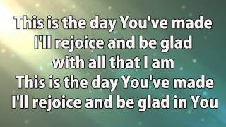 Planetshakers - This Is The Day [with Lyrics]