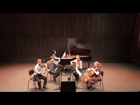 Piano Quintet No.1 premiered at New Music for Strings Festival 2019, Iceland